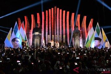 Pasangan Jokowi-Maruf