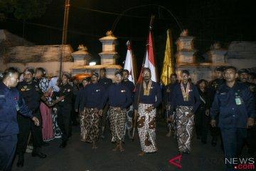 Lampah Budaya Mubeng Beteng Keraton Yogyakarta
