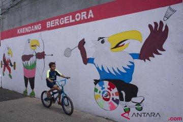Asian Para Games` torch arrives in Medan