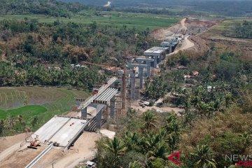 Pembangunan Tol Salatiga - Kartasura
