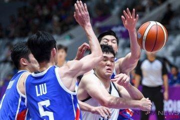 Final Perunggu - Basket Putra Chinese Taipei vs Korea Selatan
