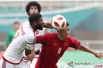 Sepak Bola Putra Vietnam vs Uni Emirat Arab