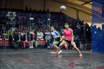Squash Beregu Putri Final India Vs HongKong