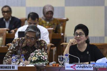 Rapat Kerja Komisi XI DPR dan Menkes