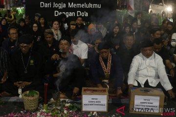 Doa Masyarakat Yogyakarta Untuk Sulteng