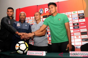Jelang Laga Persahabatan Timnas Indonesia VS Mauritius