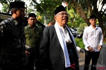 Rapat Perdana Tim Kampanye Nasional Jokowi-Maruf