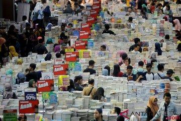 Pameran Buku di Surabaya