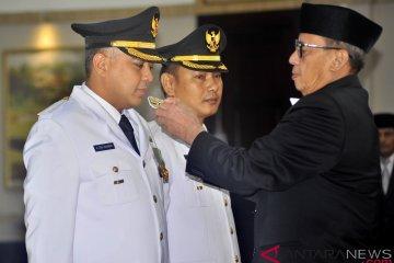 Pelantikan Bupati Tangerang