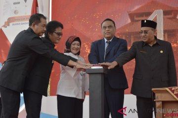 Peluncuran Mal Pelayanan Publik Kabupaten Badung