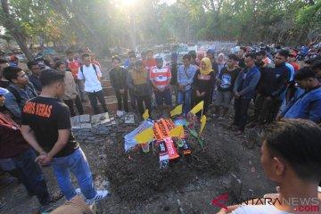 Pemakaman Suporter Persija