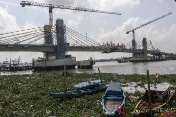 Pembangunan Jembatan Musi IV Palembang