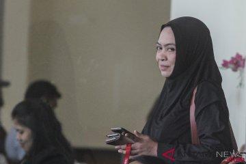 Wa Ode Nurhayati Datangi KPK