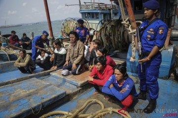 Penangkapan Kapal Nelayan Ilegal