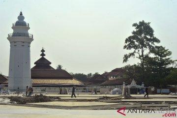 Revitalisasi Masjid Kasultanan Banten