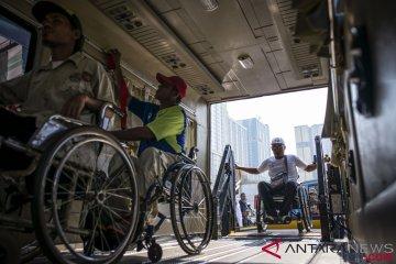 Simulasi Transportasi Asian Para Games