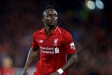 Pemain Liverpool Mane jalani operasi tangan