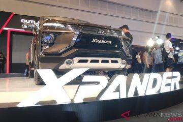 Mitsubishi jagokan Xpander di GIIAS Surabaya 2018