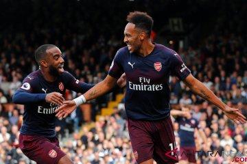 Arsenal Pecundangi Fulham