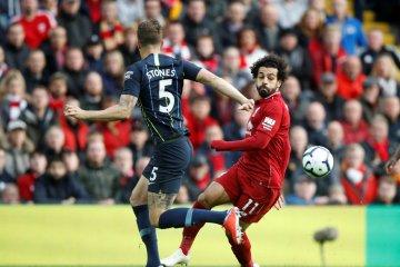 Babak I Liverpool vs Man City: 1 shot off target