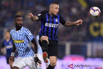Inter Milan Kalahkan SPAL