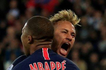 PSG Kalahkan Lyon