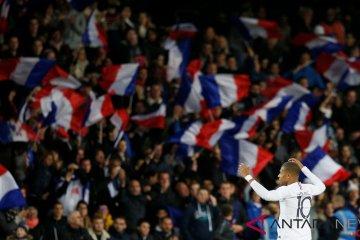 Laga Persahabatan Perancis vs Islandia
