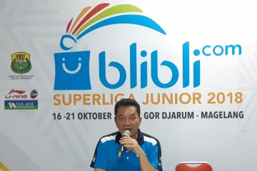 Superliga Junior 2019 tetap berlangsung di Magelang