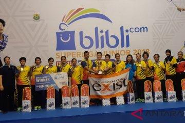 Tim Exist kembali bikin kejutan dengan juarai Superliga U-19