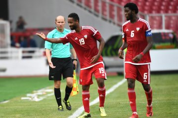 UEA Lolos Delapan Besar Piala U-19 Asia