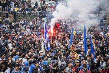 Bobotoh Persib Protes Keputusan PSSI