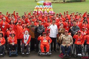Bonus Atlet Indonesia Peraih Medali Asian Para Games