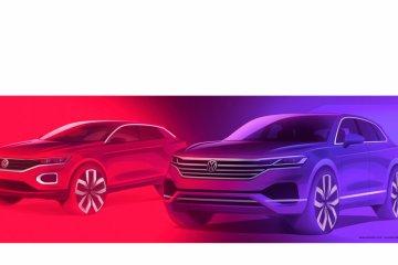 Volkswagen siap ramaikan pasar global dengan kendaraan SUV terbaru