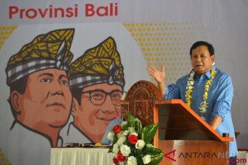 Deklrasi Pemenangan Prabowo-Sandi