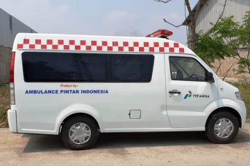"DFSK ""sulap"" Super Cab jadi ambulan"