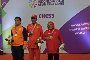 Daftar perolehan medali Asian Para Games (Rabu sore)