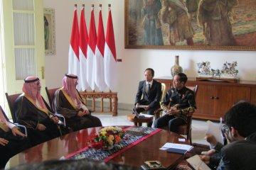 Jokowi Singgung Khashoggi Saat Bertemu Menlu Arab Saudi