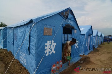 Kamp Pengungsi Terpadu Korban Likuifaksi