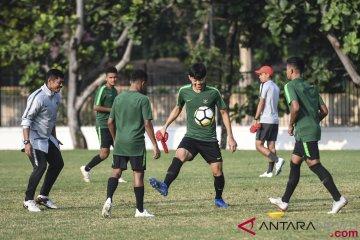 Latihan Timnas U-19
