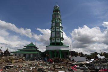 Masjid Cagar Budaya Pascagempa