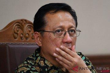 Sidang PK Irman Gusman
