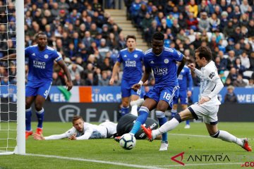Liga Inggris: Everton vs Leicester City