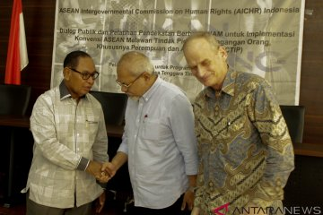 AICHR Soroti Kasus TPPO Di NTT