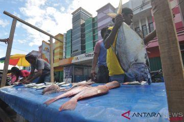 Aktivitas Perdagangan di Palu Mulai Pulih