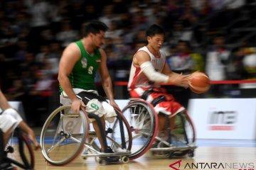 Kualifikasi Basket Kursi Roda Asian Para Games
