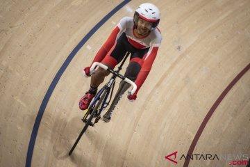Medali Perunggu Indonesia Balap Sepeda Trek Asian Para Games