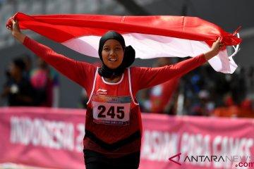 Asian Para Games 2018: Medali Emas Lari 100M Putri