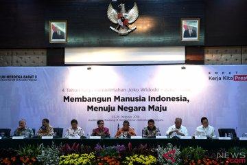 Empat Tahun Kinerja Jokowi - JK