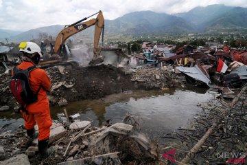 Hari Terakhir Pencarian Korban Gempa