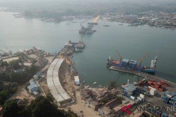 Progres Pembangunan Jembatan Teluk Kendari